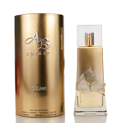 AB Spirit by Lomani for women - PALETTE Fragrances & Cosmetics