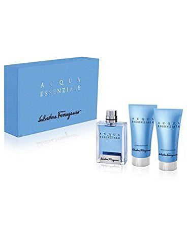 Acqua Essenziale by Salvatore Ferragamo for men - PALETTE Fragrances & Cosmetics