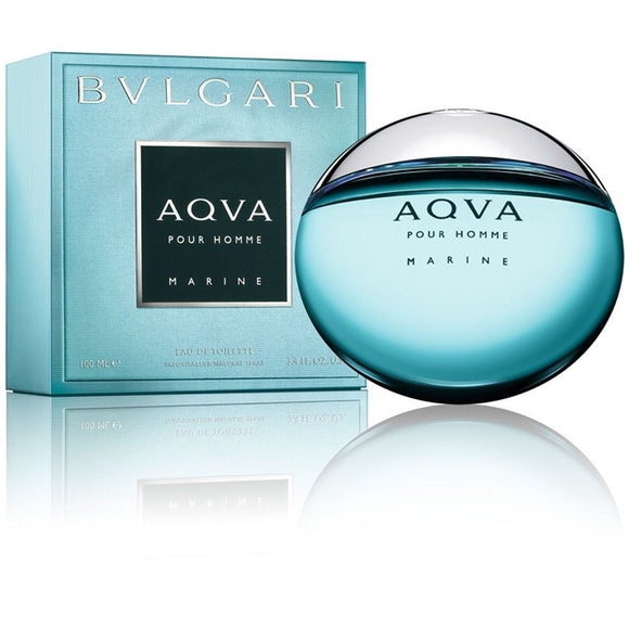 Aqva Marine by Bvlgari for men - PALETTE Fragrances & Cosmetics