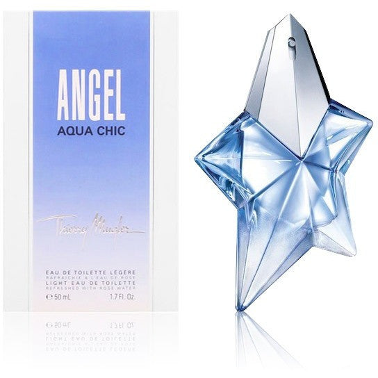 Angel Aqua Chic by Thierry Mugler for women - PALETTE Fragrances & Cosmetics