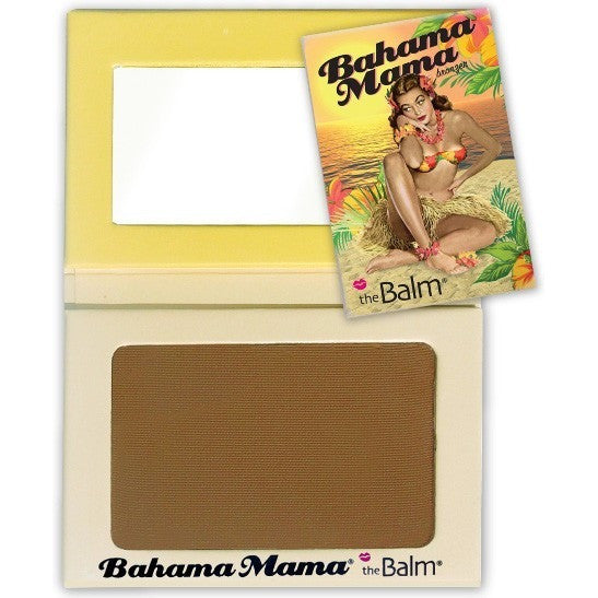 the Balm Cosmetics Bahama Mama Bronzer - PALETTE Fragrances & Cosmetics