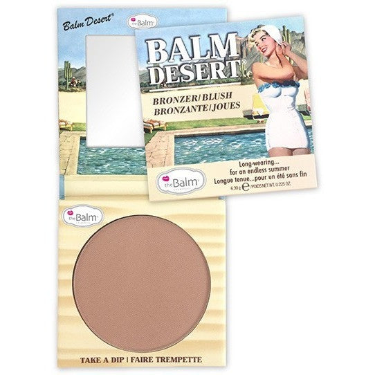 the Balm Cosmetics Balm Desert - PALETTE Fragrances & Cosmetics