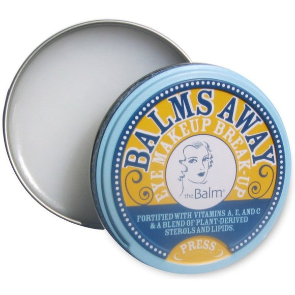 the Balm Cosmetics Balms Away  Eye Makeup Remover - PALETTE Fragrances & Cosmetics