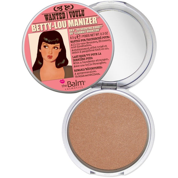 theBalm Cosmetics Betty-Lou Manizer - PALETTE Fragrances & Cosmetics