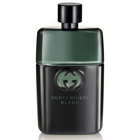 Gucci Guilty Black by Gucci for men - PALETTE Fragrances & Cosmetics