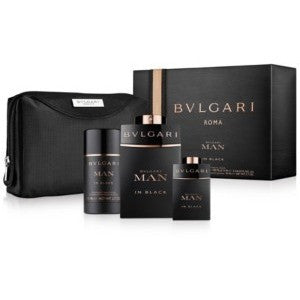 Bvlgari Man in Black by Bvlgari for men - PALETTE Fragrances & Cosmetics