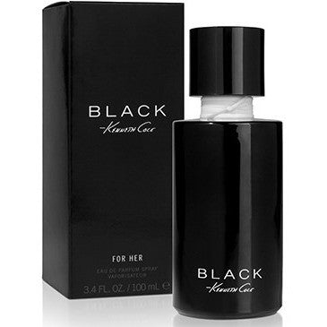 Black by Kenneth Cole for women - PALETTE Fragrances & Cosmetics