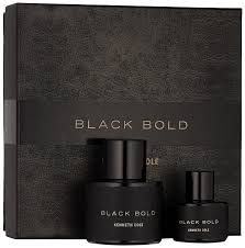 Bold Black by Kenneth Cole for men - PALETTE Fragrances & Cosmetics