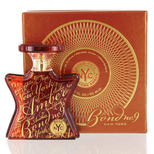 Bond No 9 NYC Amber 3.3oz/100ml/EDT unisex - PALETTE Fragrances & Cosmetics