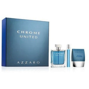 Chrome United by Azzaro for men - PALETTE Fragrances & Cosmetics
