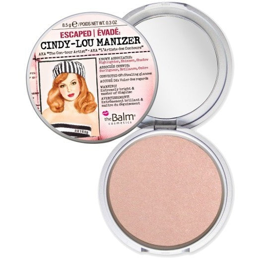 theBalm Cosmetics Cindy-Lou Manizer - PALETTE Fragrances & Cosmetics