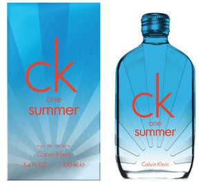CK One Summer by Calvin Klein for men and women - PALETTE Fragrances & Cosmetics