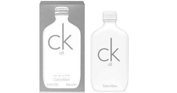 CK All by Calvin Klein for women - PALETTE Fragrances & Cosmetics