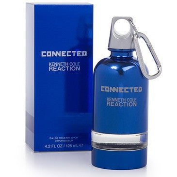 Connected Reaction by Kenneth Cole for men - PALETTE Fragrances & Cosmetics
