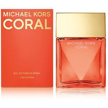 Coral by Michael Kors for women - PALETTE Fragrances & Cosmetics