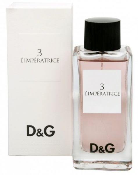 Dolce & Gabbana 3 L'Imperatrice for women