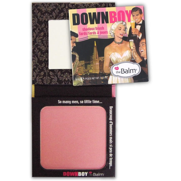 the Balm Cosmetics Down Boy - PALETTE Fragrances & Cosmetics
