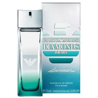Emporio Armani Diamonds Summer by Giorgio Armani for men - PALETTE Fragrances & Cosmetics