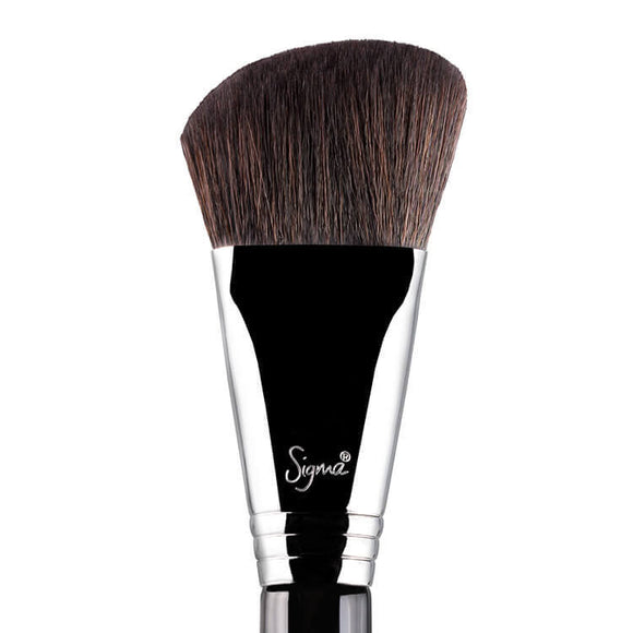 Sigma F23 Soft Angled Contour Brush - PALETTE Fragrances & Cosmetics