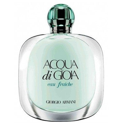Acqua Di Gioia Eau Fraiche by Giorgio Armani for women - PALETTE Fragrances & Cosmetics