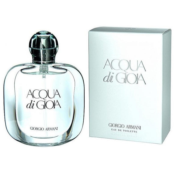 Acqua di Gioia by Giorgio Armani for women - PALETTE Fragrances & Cosmetics