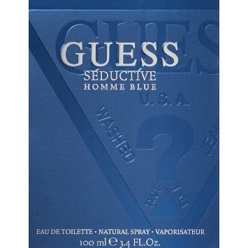 Guess Seductive Homme Blue for men - PALETTE Fragrances & Cosmetics