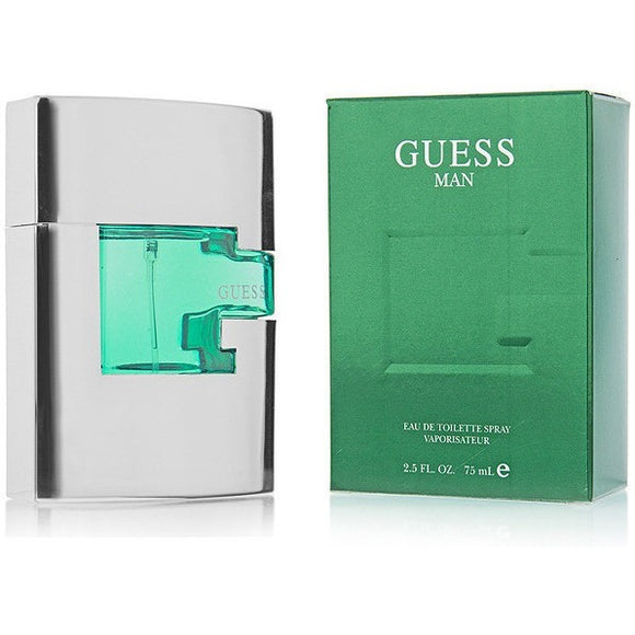 Guess Man by Guess for men - PALETTE Fragrances & Cosmetics