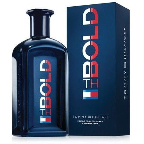 TH Bold by Tommy Hilfiger for men - PALETTE Fragrances & Cosmetics