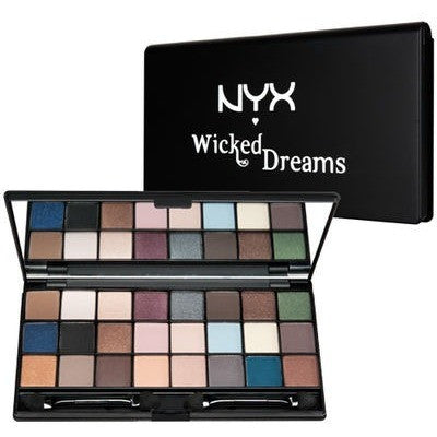 NYX Wicked Dreams palette - PALETTE Fragrances & Cosmetics