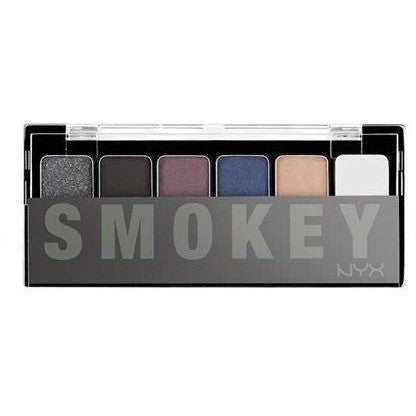 NYX Smokey palette - PALETTE Fragrances & Cosmetics