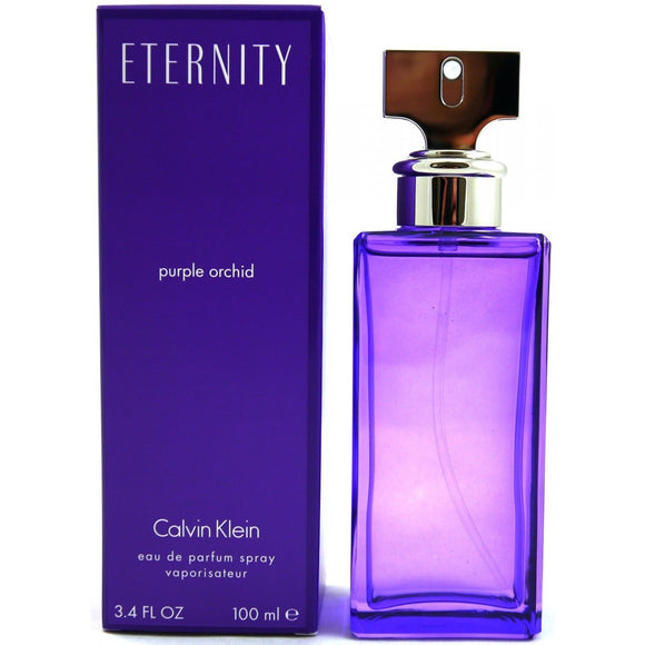 Eternity Purple Orchid by Calvin Klein for women - PALETTE Fragrances & Cosmetics