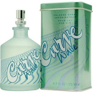 Curve Wave by Liz Claiborne for men - PALETTE Fragrances & Cosmetics