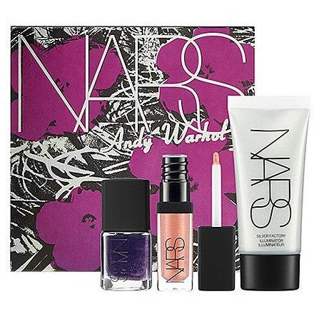 NARS Andy Warhole Walk on the Wild Side - PALETTE Fragrances & Cosmetics