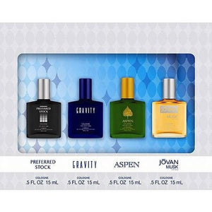 Coty Classic Collection for men - PALETTE Fragrances & Cosmetics