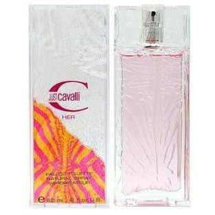 Cavalli Her by Roberto Cavalli for women - PALETTE Fragrances & Cosmetics