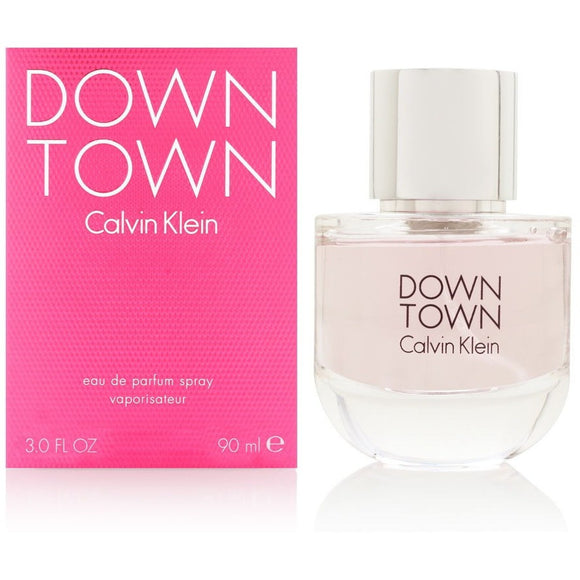 Downtown by Calvin Klein for women - PALETTE Fragrances & Cosmetics