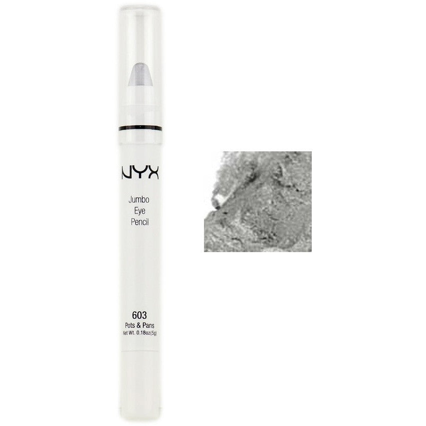NYX Jumbo Eye Pencil - PALETTE Fragrances & Cosmetics
