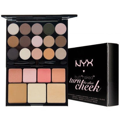 NYX Butt Naked - PALETTE Fragrances & Cosmetics