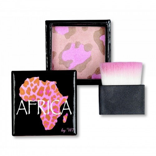 W7 Africa 1 Colour Palette - PALETTE Fragrances & Cosmetics