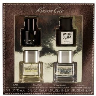Kenneth Cole Mini Collection for men - PALETTE Fragrances & Cosmetics