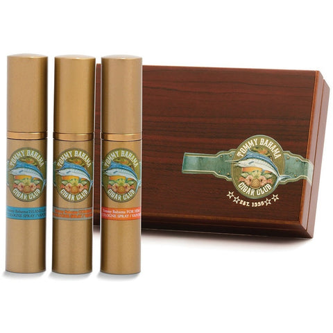 Cigar Box by Tommy Bahama for men - PALETTE Fragrances & Cosmetics
