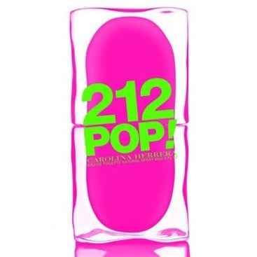 212 Pop! By Carolina Herrera for women - PALETTE Fragrances & Cosmetics