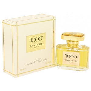 1000 by Jean Patou for women - PALETTE Fragrances & Cosmetics