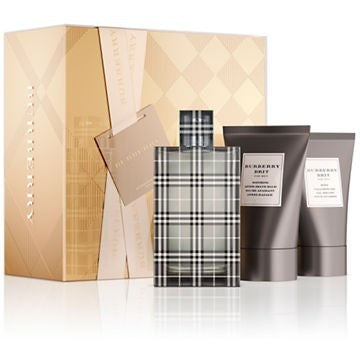 Burberry Brit by Burberry for men - PALETTE Fragrances & Cosmetics