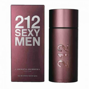 212 Sexy Men by Carolina Herrera for men - PALETTE Fragrances & Cosmetics