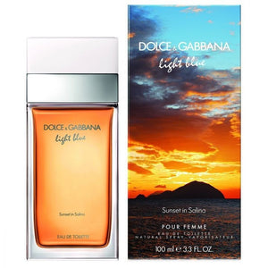 Light Blue Sunset in Salina by Dolce&Gabbana for women - PALETTE Fragrances & Cosmetics