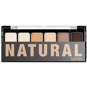 NYX Natural Palette - PALETTE Fragrances & Cosmetics