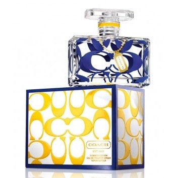 Coach Signature Summer Fragrance by Coach for women - PALETTE Fragrances & Cosmetics