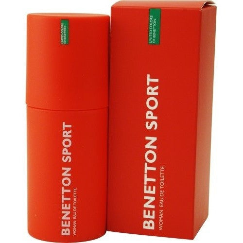 Benetton Sport by Benetton for women - PALETTE Fragrances & Cosmetics