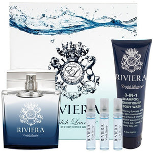 Riviera by English Laundry for men - PALETTE Fragrances & Cosmetics